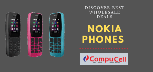 Nokia New Phone Wholesale Deals CompuCell