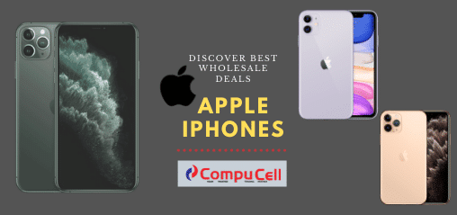 iPhone Models Wholesale CompuCell